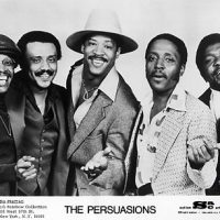Showmanship: The Persuasions Killed It